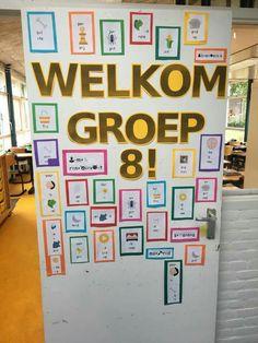 Namen rebus van de kinderen uit je klas. Via https://www.festisite.nl/rebus/ handig te maken.