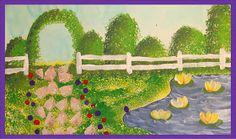 mrspicasso's art room: Monet Gardens