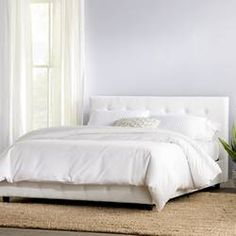 online shopping for Salina Upholstered Platform Bed Andover Mills from top store. See new offer for Salina Upholstered Platform Bed Andover Mills Bedding Sets Grey, White Bed Frame, Adjustable Beds, Upholstered Storage, Upholstered Panel Bed, Bedroom Furniture, Bed, Platform Bed Frame, White Bedding