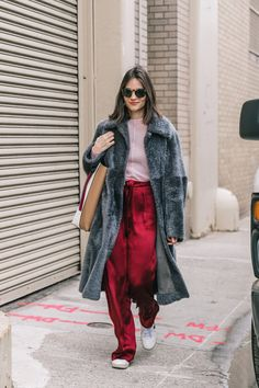 STREETSTYLE Street Style #NYFW / Día 5