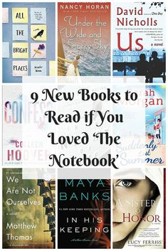 Books If You Love the Notebook