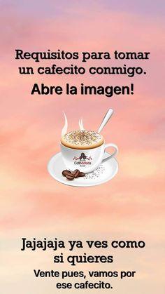 Good Morning Coffee, Bb, Pastel, Memes, Frases, Coffee Pictures, Coffee Time, Coffee Lovers, I Love Coffee