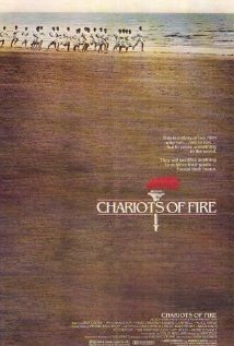 Chariots of Fire (1981) I saw this movie first when I was a kid, but this is the kind of movie what you have to watch it again when you get a bit older. Very inspiring movie, great acting! Splendid!