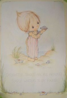 7de839d18aa59 Stationary School, Clark Art, Tatty Teddy, Spaniels, Vintage Illustrations,  Precious Moments