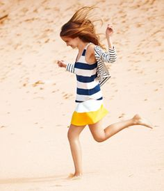 beach / summer clothes by Petit Bateau
