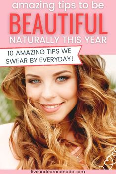 How To Be Beautiful Naturally - 10 Things You Must Absolutely Do Good Beauty Routine, Simple Makeup Tips, Natural Looks, Natural Beauty, Beauty Regime, Hair Shows, Girl Tips, Without Makeup, Beauty Hacks