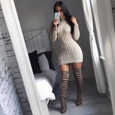 Hello ladies check out these lovely outing wears that will give you that unique look you deserve for your outing and work, these dresses are really amazing and looks dazzling to try out. Cute Casual Outfits, Sexy Outfits, Sexy Dresses, Stylish Outfits, Fashion Dresses, Classy Outfits For Going Out, Night Outfits, Dress Outfits, Winter Fashion Outfits
