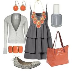 Dresses outfit combinations for school | Outfit Ideas | What To Wear