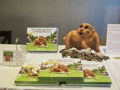 Clark the Mountain Beaver and His Big Adventure official Book Launch!