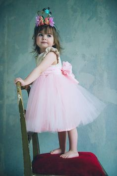 old collection #FW13 #cute #dress #celebration #ceremony #party #princess #handmade #perfect #textures #tulle #lenytomyfactory