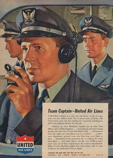 """Airline ads from printed articles (magazines, etc). Focusing on the """"Good old days"""" of commerical aviation, - and even into the early Airline Logo, Airline Travel, Air Travel, Vintage Travel Posters, Vintage Airline, Flight Attendant Humor, Delta Flight, Passenger Aircraft, Aviation Industry"""