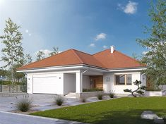 Village House Design, Village Houses, House Plans Mansion, Design Case, Better Homes, Home Fashion, Sweet Home, Ariel, Outdoor Structures