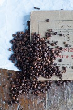 coffee beans | Plated Stories