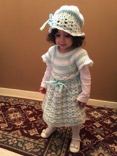 Zayna 's new dress