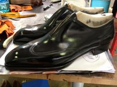 Riccardo Bestetti Shoes – Seamless Wholecuts and Such! – The Shoe Snob Blog