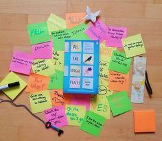 Ein wundervolles Buch von Jennifer Noven voll wunderbarer Worte und Postits. Hier geht's zur Rezension: https://jessysmomente.blogspot.de/2017/08/jennifer-niven-all-bright-places.html