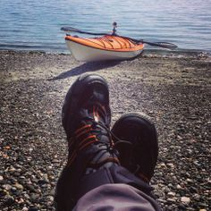 #Relaxing after a nice #Paddle