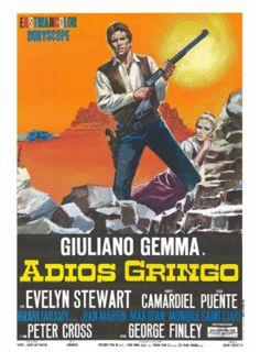 800 spaghetti westerns: ADIÓS GRINGO