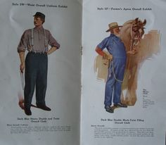 kai D Carhartt Chore Coat, Carhartt Overalls, Workers Union, Red Wing Boots, Farm Boys, Work Jackets, Work Shirts, Fabric Samples, Work Pants