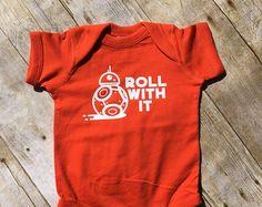 Star Wars Baby clothes Star wars onesie by TheYellaUmbrella