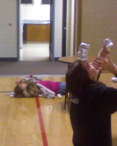 LDS Young Women Activity Ideas and More!: MINUTE TO WIN IT combined activity