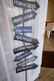 Harry Potter Bridal Shower  Posted by AJM Web Services - social media marketing services https://www.ajmwebservices.co.uk