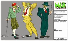 THE MASK: ANIMATED SERIES
