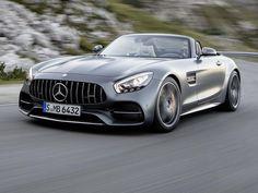 Der neue Mercedes-AMG GT Roadster und GT C Roadster: Endlich ist das Dach ab!