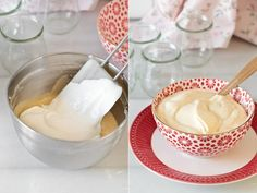 Fondue, Frosting, Panna Cotta, Muffins, Bakery, Cheese, Ethnic Recipes, Dips, Food Drink