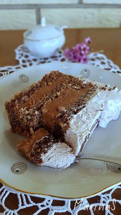 Chocolate and ricotta cake - HQ Recipes Torte Recepti, Kolaci I Torte, Baking Recipes, Cake Recipes, Dessert Recipes, Torte Cake, Toblerone, Just Cakes, Sweet Tarts