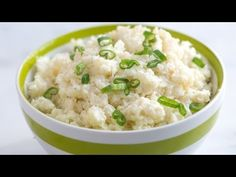 How to Make Creamy Mashed Cauliflower - Simple Cauliflower Recipe