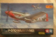 Other Military Aircraft Models 2587: 1 32 Tamiya P51-D Mustang -> BUY IT NOW ONLY: $150 on eBay!