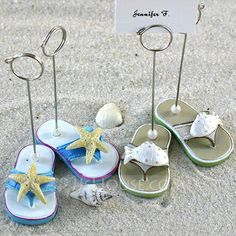 Practical Favors - $2.99 - Starfish or Fish Design Resin Place Card Holders (051041534) http://jjshouse.com/Starfish-Or-Fish-Design-Resin-Place-Card-Holders-051041534-g41534