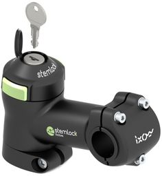 Stemlock Bicycle Lock - new take on bike security