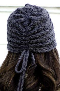 Stricken gatsby& girl cloche pattern by Kalurah. Loom Knitting, Knitting Stitches, Knitting Projects, Crochet Projects, Knit Or Crochet, Crochet Hats, Gatsby Girl, Gatsby Hat, Knitting Patterns