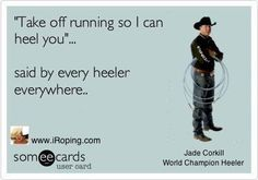 cant tell you how many times i've heard this but i isure do love my teamroper.