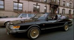Greatest car-scene ever, from the movie Paid In Full. Saab 900 Cabrio.