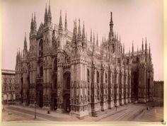 Milano - Duomo 1870