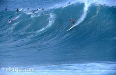 Waimea Bay Hawaii | Waimea Bay » Surf photo » Hawaii - Oahu / United States » Yo Surfer ... Waimea Bay, Giant Waves, Big Waves, Big Wave Surfing, Hawaii Pictures, Us Holidays, Hawaiian Islands, Around The Worlds