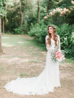 Wedding dress shopping doesn't have to be intimidating--check out our quick guide to having the best experience while saying yes to the dress! Wedding Blog, Lace Wedding, Yes To The Dress, Wedding Dress Shopping, Floral Crown, Wedding Dress Styles, Dress Lace, Showers, Dressing