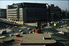 Fehrbelliner Platz, Wilmersdorf, 1970er Jahre