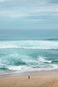 Sometimes just want to face the sea,. Wordless, emptying himself