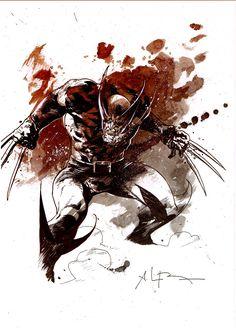Wolverine - Andrei Bressan