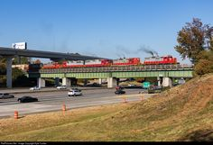 RailPictures.Net Photo: GNRR 7562 Georgia Northeastern EMD GP20 at Marietta, Georgia by Kyle Yunker