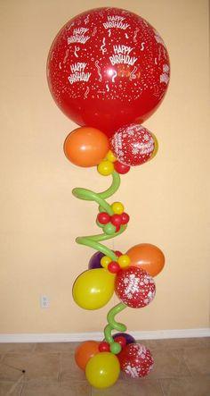 100 best balloon gifts images on pinterest balloons balloon gift