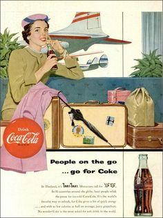 Coke 1954
