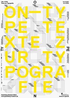 ON-TYPE-A0-Plakat