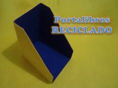 Portalibros RECICLADO