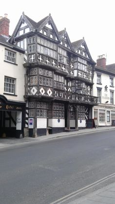 The Feathers, Hereford