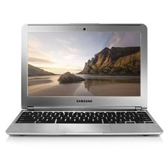 "11.6"" Samsung Chromebook Notebook Exynos 5250 (1.7GHz) 16 GB SSD 2GB Google Chrome OS - Factory Refurbished - http://www.homeandofficeproducts.com/11-6-samsung-chromebook-notebook-exynos-5250-1-7ghz-16-gb-ssd-2gb-google-chrome-os-factory-refurbished/"